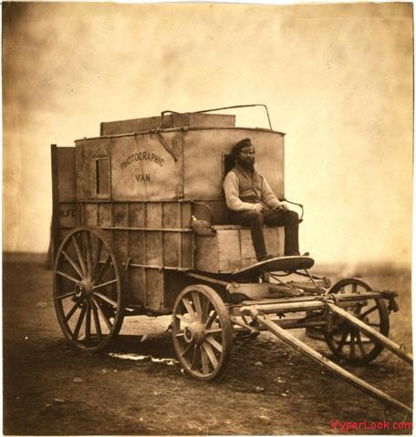 Roger Fentons waggon1 Oldest Historical Photographs in the World Pictures Seen on www.VyperLook.com