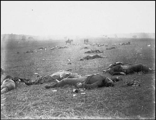 brady-federal-dead-battle-gettysburg