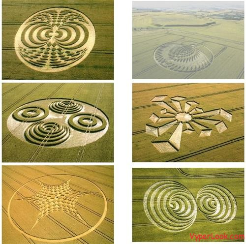 The Truth Behind The Alien Crop Circles