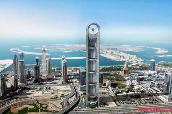 Anara Tower – Dubai, UAE – TO BE BUILT