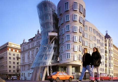 Strangest Buildings In The World Amazing Extreme Odd
