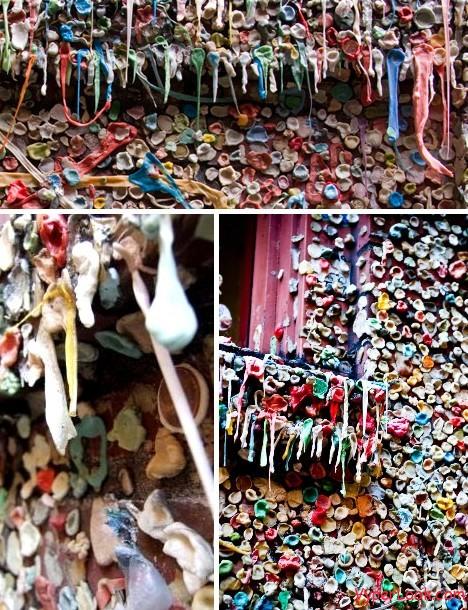 Gum Wall 10b