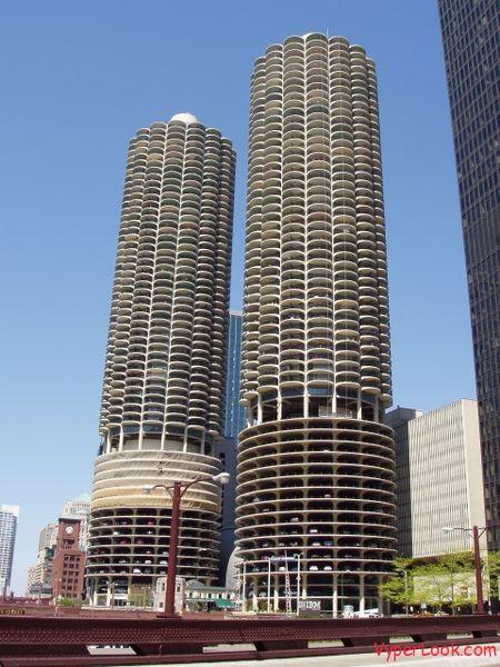 Marina City – Chicago, Illinois