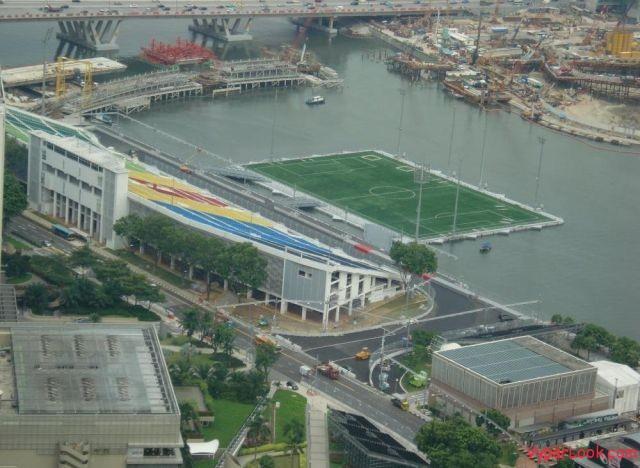 The Floating Stadium of Singapore2