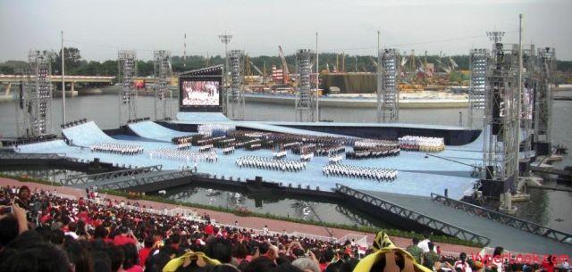 The Floating Stadium of Singapore4