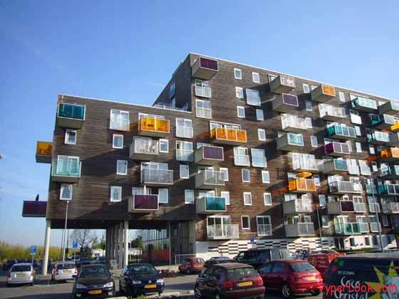 Wozoco's Apartment – Amsterdam, Netherlands