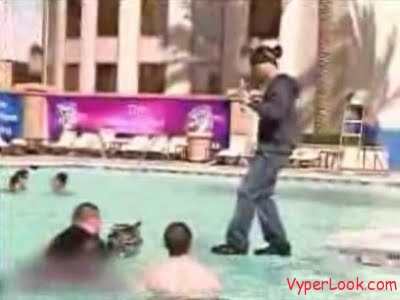 criss angel walks on water