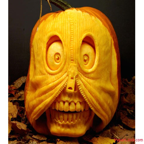 Cool halloween pumpkin 39 jack o 39 lanterns 39 designs for Awesome pumpkin drawings