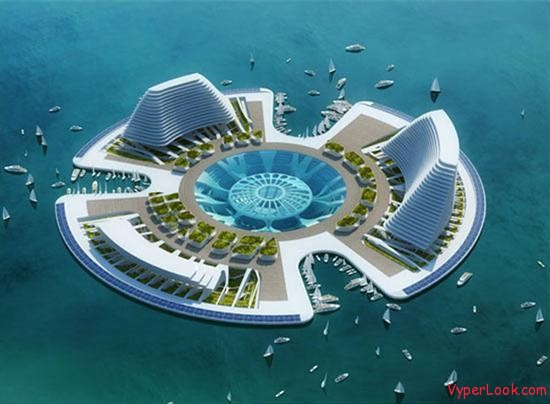 Floating Cities In The Future3