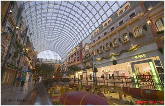 West Edmonton Mall, Canada
