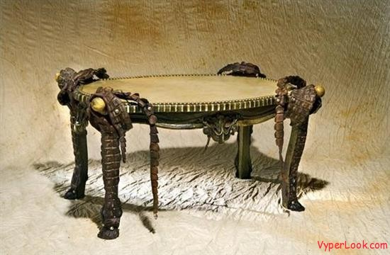 would you dare to sit on this12 Very Weird Furniture Pictures Seen on www.VyperLook.com