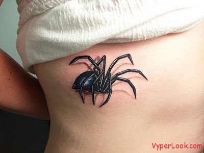 10 Crazy 3D Tattoos 3
