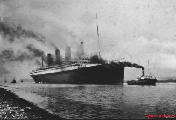 Titanic Only Existing Real Footage
