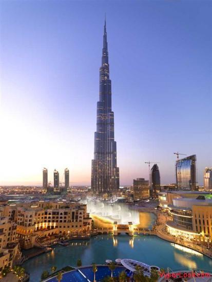 Burj-Khalifa-Dubai-–-Aerial-Night-View-588x784