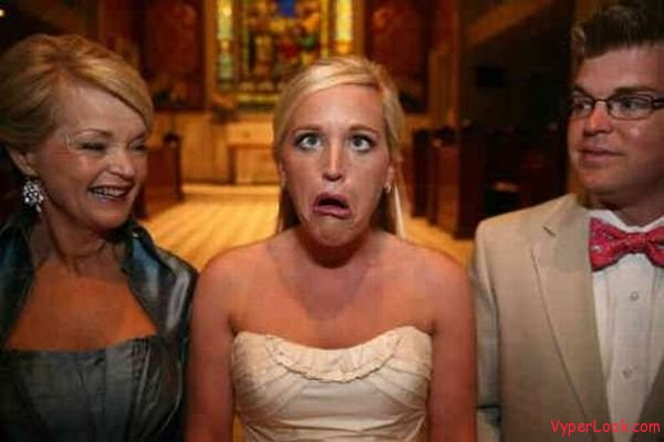 OMG Funny Wedding Photos (2)