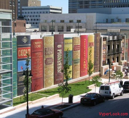 Kansas City Library building