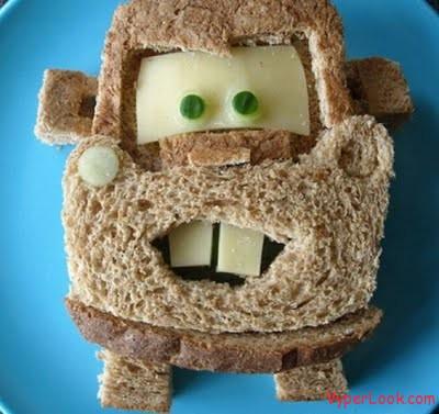 sandwich car