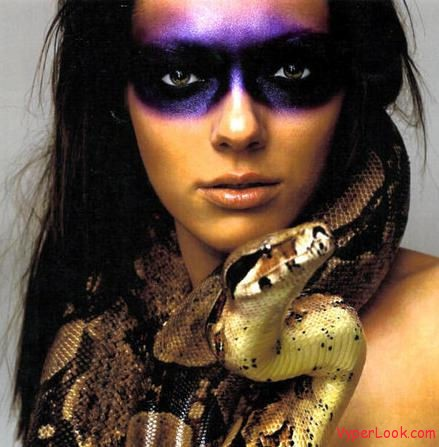 sensual girl with snake Unbelievable Stories About Breast Implants Pictures Seen on www.VyperLook.com