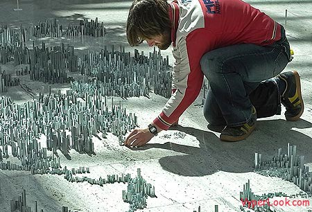 New York City made from staples