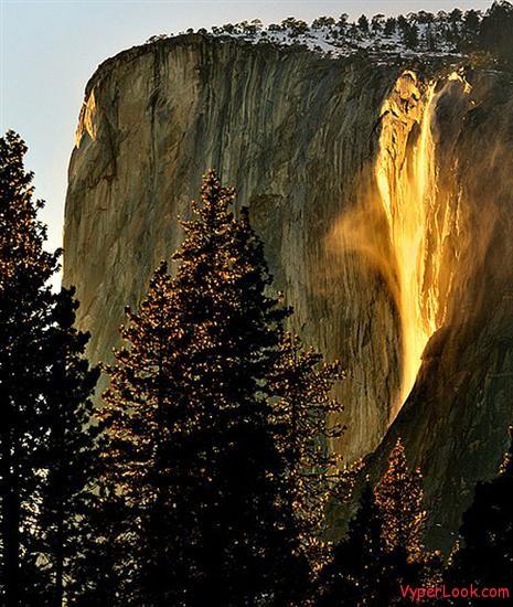 fire-waterfall-yosemite