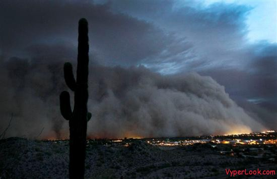 arizona duststorm