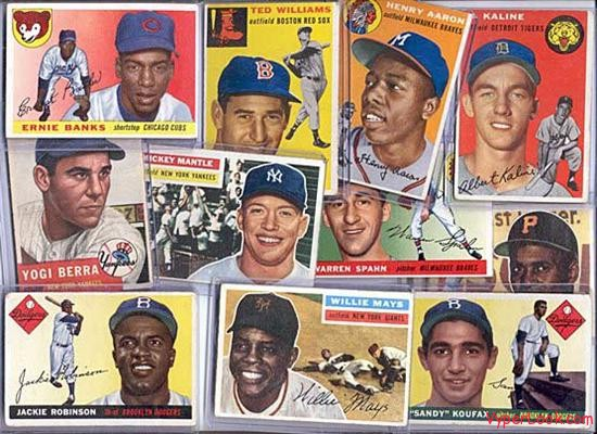 baseball cards The Secrets Behind The Simple Smile Pictures Seen on www.VyperLook.com