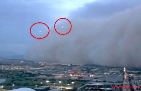ufos escaping duststorm 2