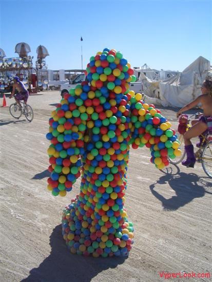 ball costume
