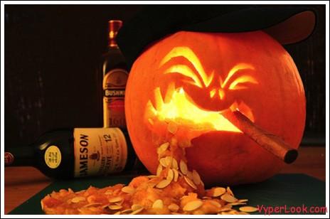 cool halloween pumpkin 10
