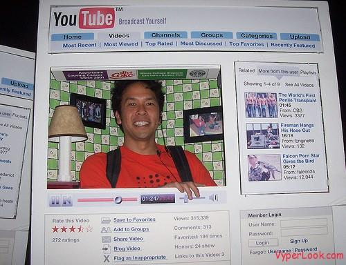youtube costume