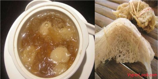 Birds Nest Soup