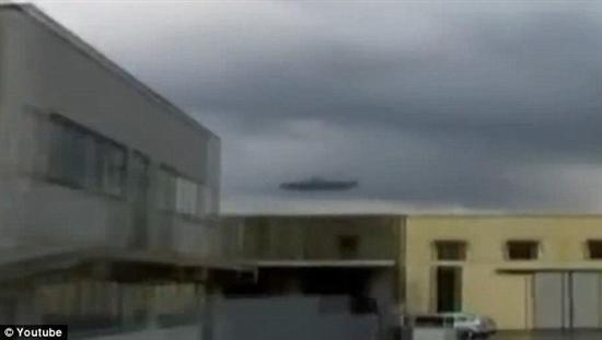2012 UFO Lands In New Mexico 3