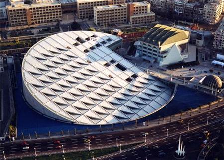Bibliotheca Alexandrina Egypt