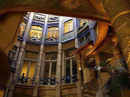 Casa Mila Spain inside