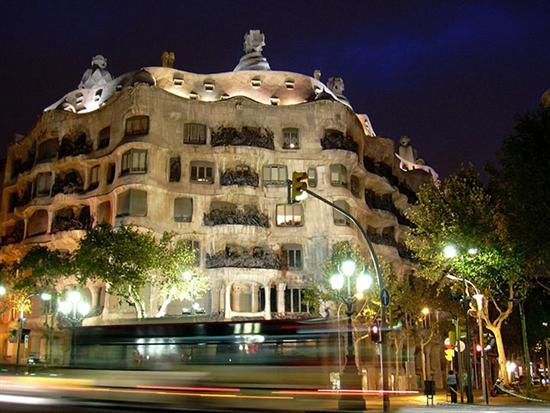 Casa Mila Spain