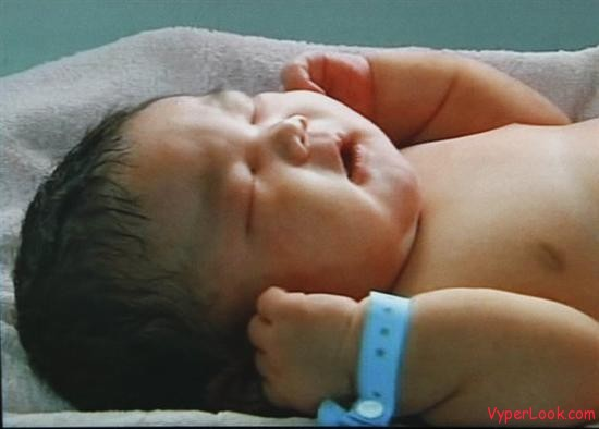 Chun Chun Heaviest newborn in China 2