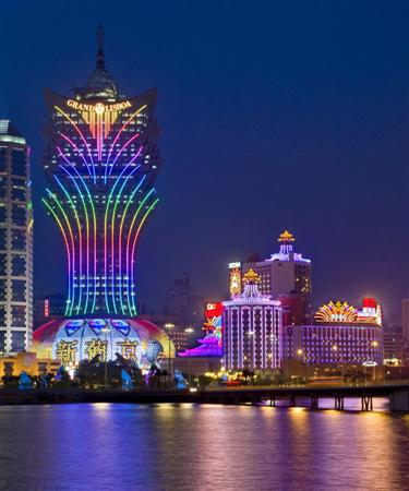 Grand Lisboa Macau China