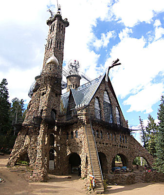Jim Bishop's Castle Personal