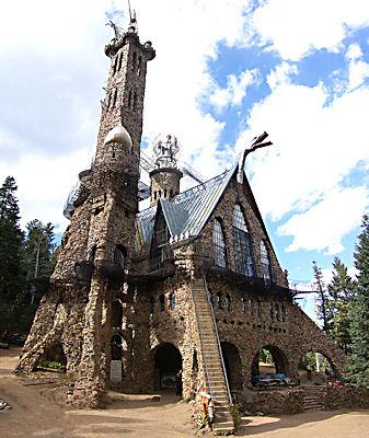 Jim Bishop's Castle Personal