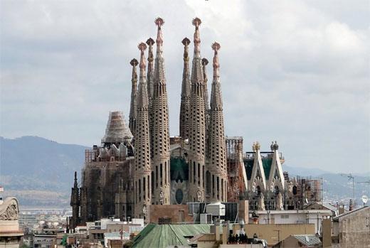 La Sagrada Familia Spain1