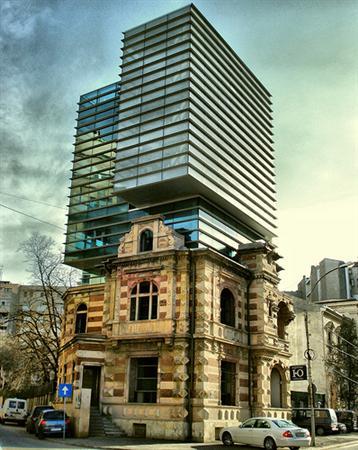 National Architects Union Headquarters Romania
