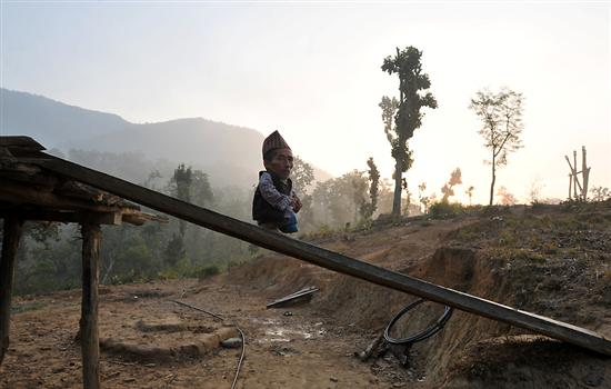 Nepal Worlds shortest man 10
