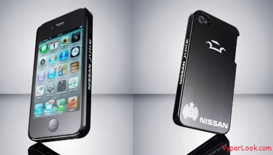 Nissan Self Healing Paint To iPhone Covers 1