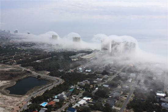 tsunami wave cloud Florida 1