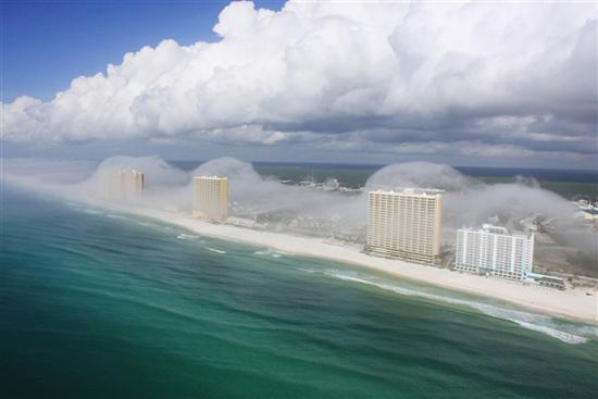 tsunami wave cloud Florida 3