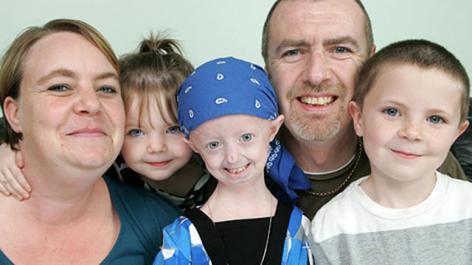Hayley Okines progeria 4
