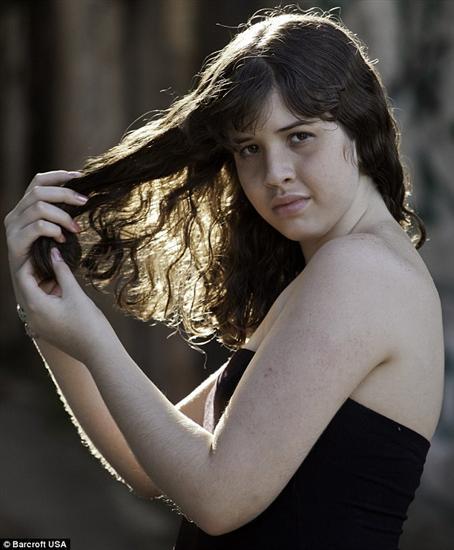 Natasha Moraes de Andrade hair cut 1