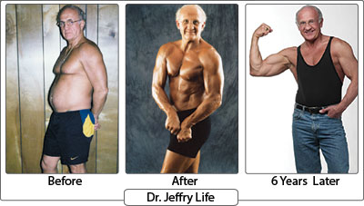 jeffry life before and after 73 Year Old Man Discovered The Fountain Of Youth? Pictures Seen on www.VyperLook.com