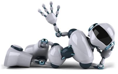 robots replacing humans 1