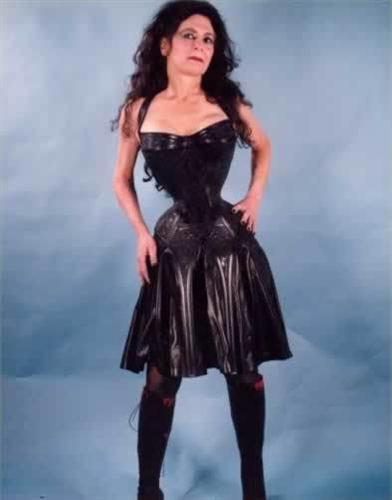 Cathie Jung smallest waist 2
